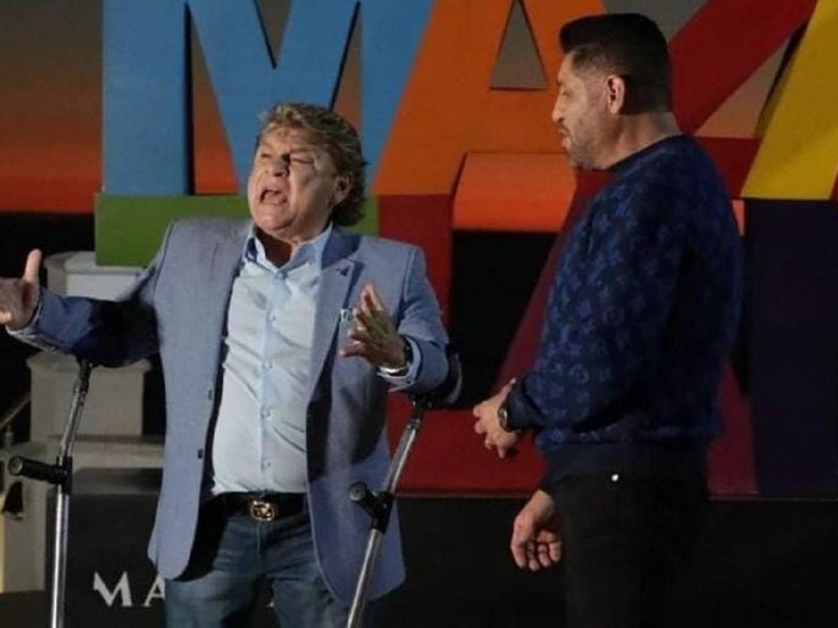 José Manuel Zamacona grabó canción con Pancho Barraza para su disco de  aniversario | En el Radar